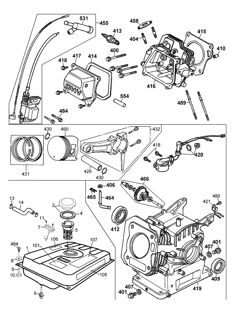 Kawasaki Mule 3010 Electrical Diagram Schematics Wiring Diagrams For Fuel Pump 2006 610 Starter Circuit