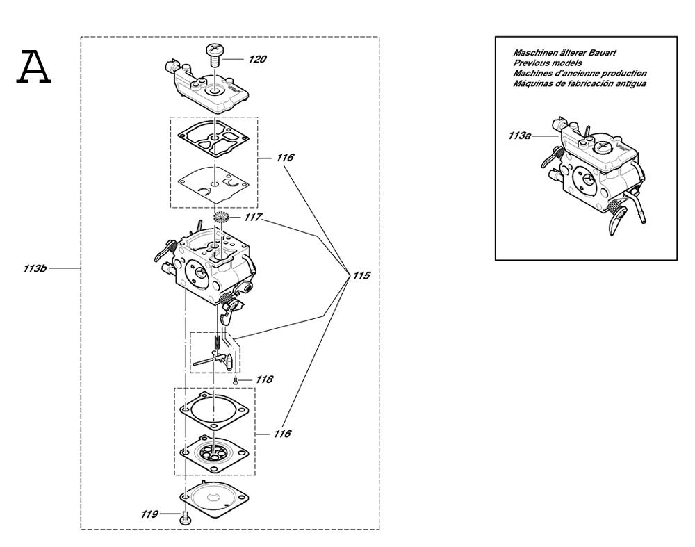 dolmar ps 45 parts list dolmar ps 45 repair parts oem parts with schematic diagram. Black Bedroom Furniture Sets. Home Design Ideas