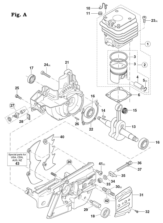 Free Stihl 029 Parts Diagram - Tractor Repair With Wiring Diagram
