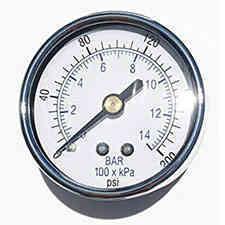 PORTER-CABLE OEM 5140169-12 Pressure Gauge