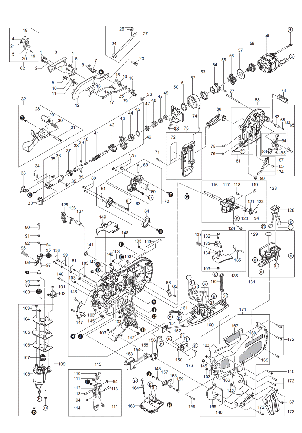 p b 58 20 118 wiring harness repair kit free download oasis dl co Wire Harness max rb517 parts list max rb517 repair parts oem parts with at p b 58 20 118