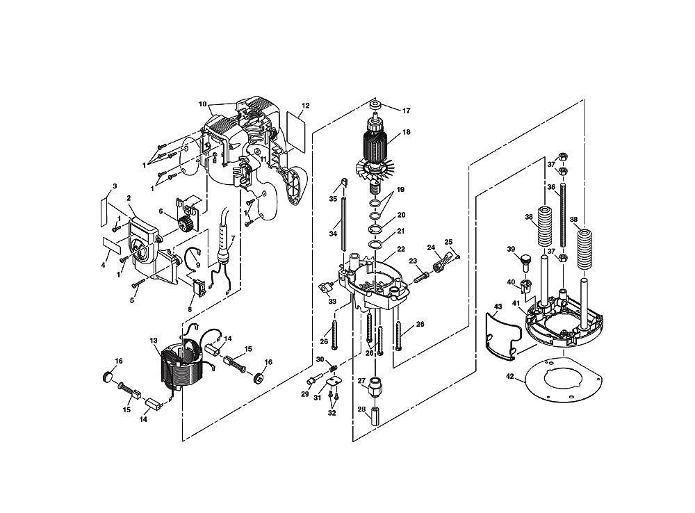 ryobi re180pl1 parts list