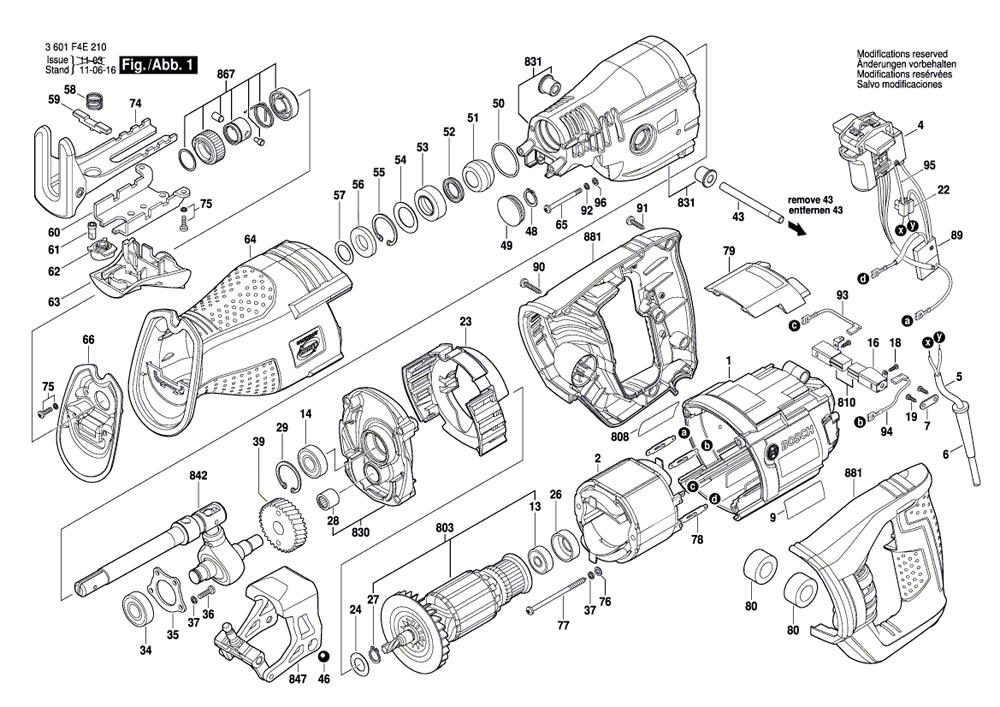 sawzall wiring diagram wiring wiring diagrams instructions rh appsxplora co dewalt sawzall parts diagram milwaukee super sawzall parts diagram