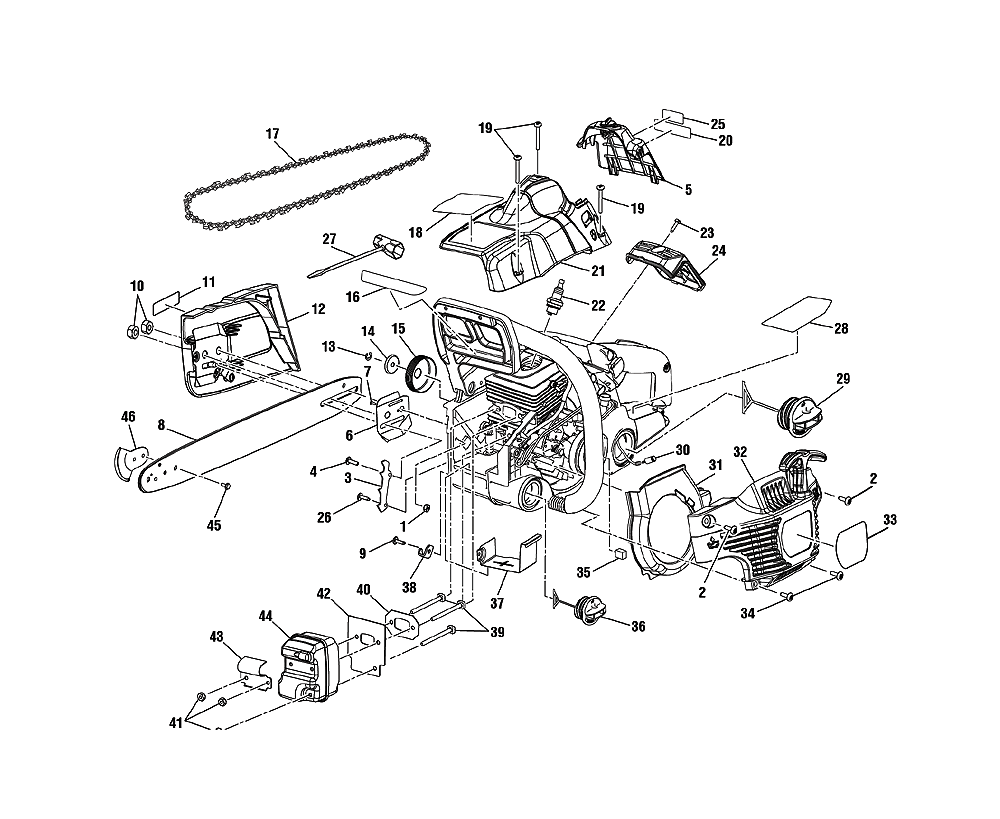 ryobi ry10521 parts list ryobi ry10521 repair parts oem parts rh repairtoolparts com ryobi blower parts diagram ryobi spare parts diagrams