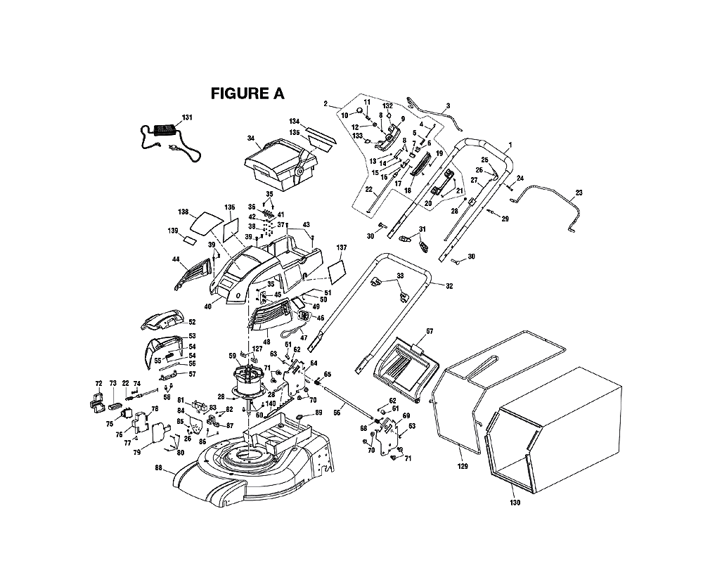 Ryobi Parts List Diagram Ry29550 Model Wiring P2006 And Ereplacementpartscom Ry14110 Repair Oem Ryobipartslist For A P320