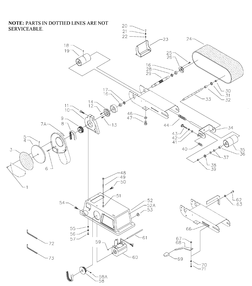 Delta 1049 Parts List And Diagram Auto Electrical Wiring Faucet 132900 Ereplacementpartscom Sa446