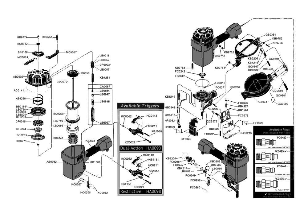 senco scn65 schematic